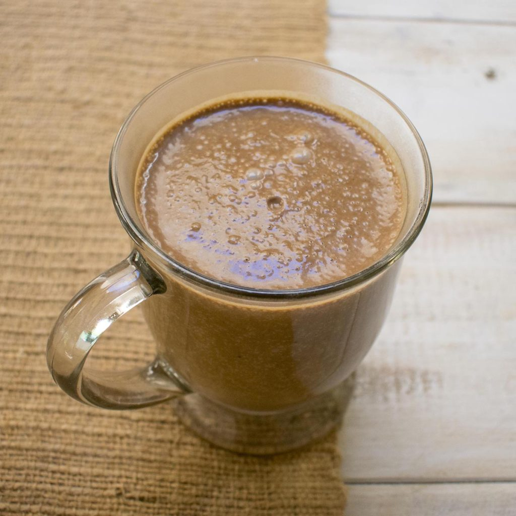 mexican hot chocolate aip