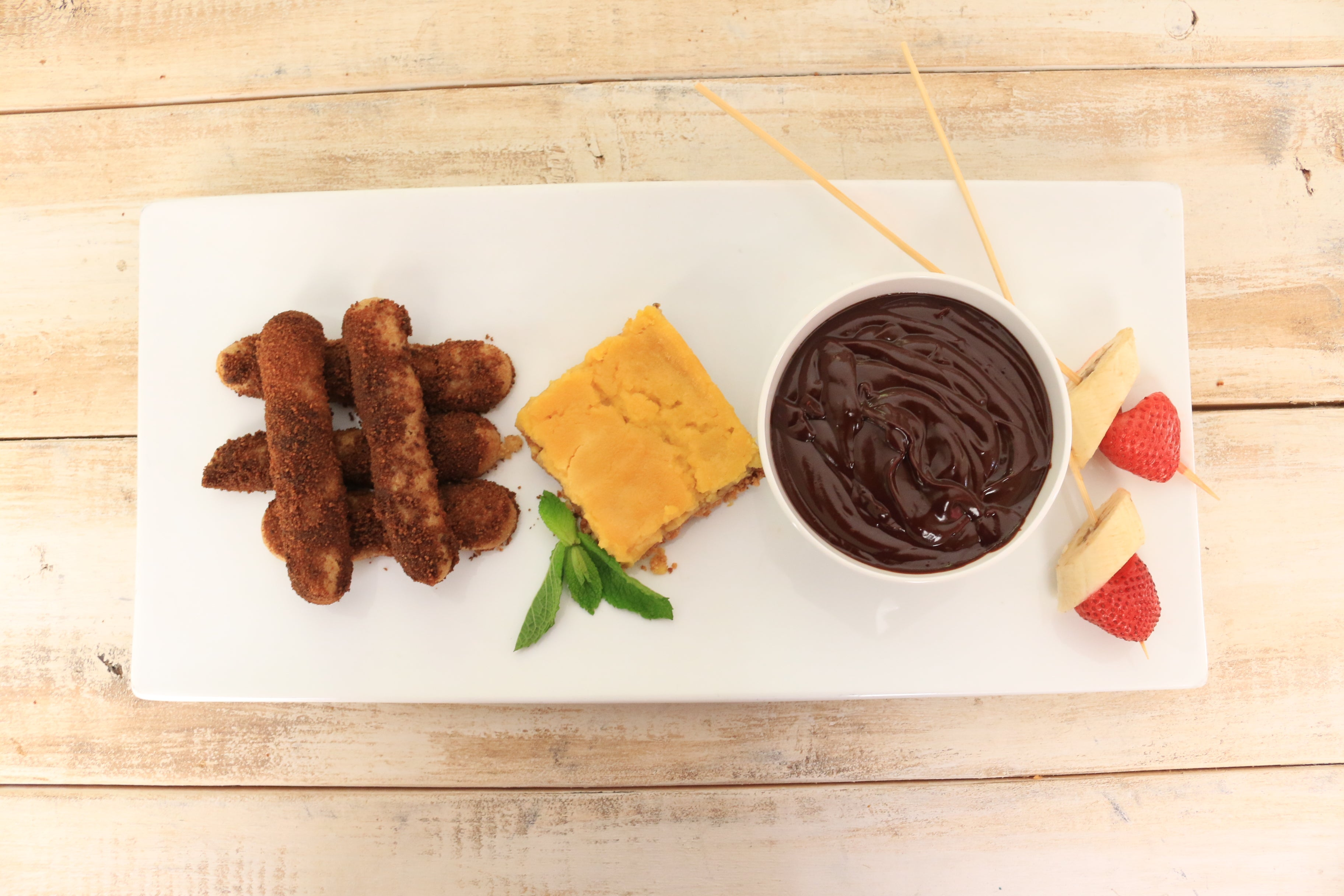 Three Paleo Mexican Inspired Desserts