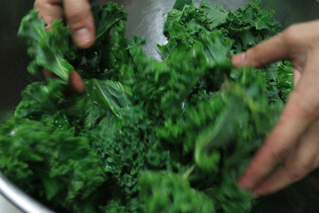 kale for paleo kale chips