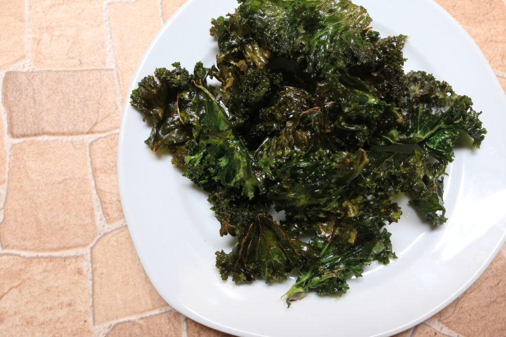 kale chips for aip paleo diet