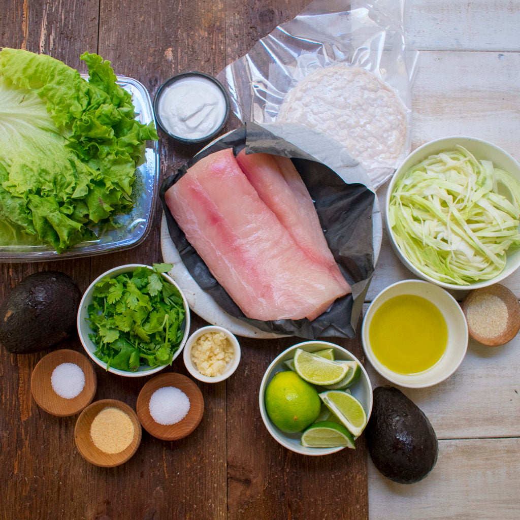 aip fish tacos ingredients