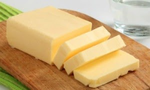 butter - saturated fats