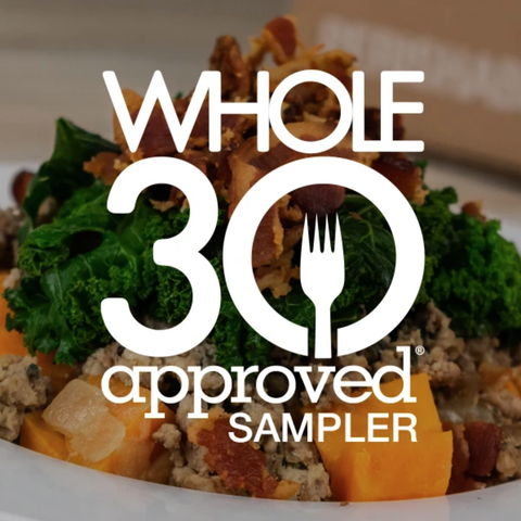 whole30 approved sampler