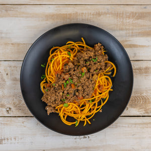 Paleo Beef Bolognese