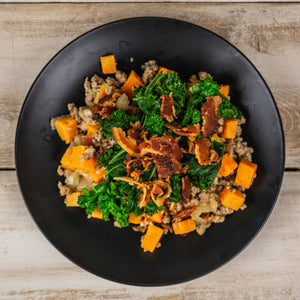 paleo aip Savory Hash Breakfast Bowl