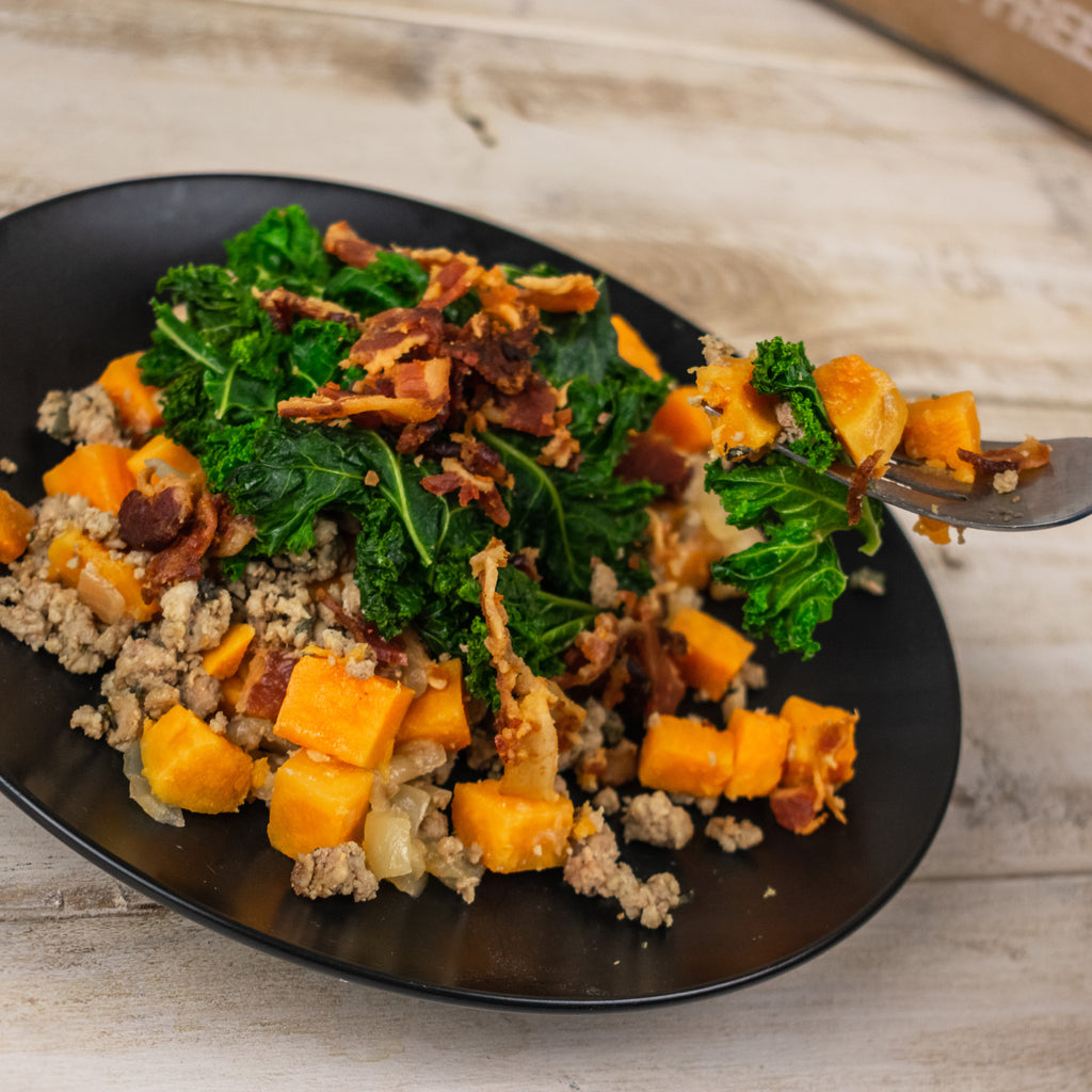 AIP Savory Hash Breakfast Bowl
