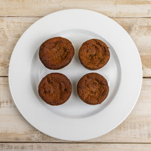 AIP Paleo Carrot Cake Muffins