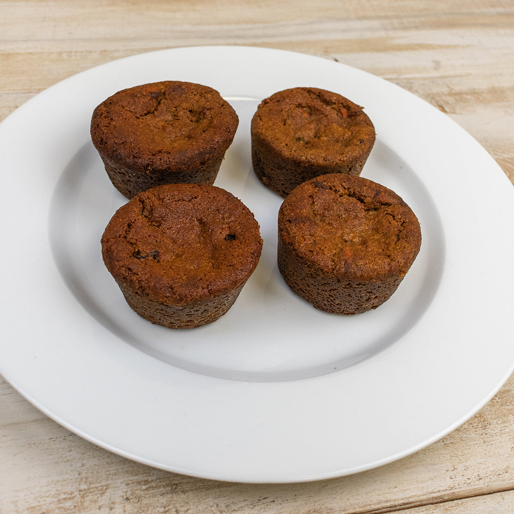 AIP Carrot Cake Muffins