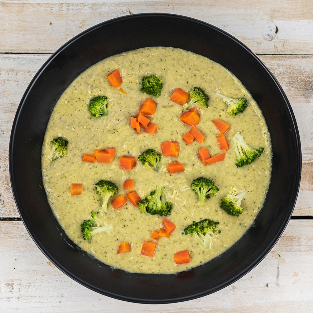 Cream Broccoli Soup