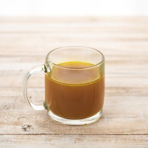 Paleo AIP Golden Turmeric Bone Broth Mug