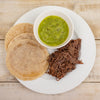 Grass Fed Beef Taco Kit Salsa Verde Tortillas