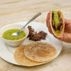 Grass Fed Beef Taco Kit with Salsa Verde - Serves 1
