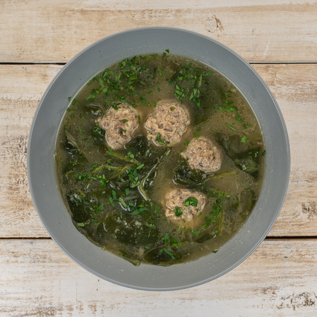 aip paleo italian wedding soup