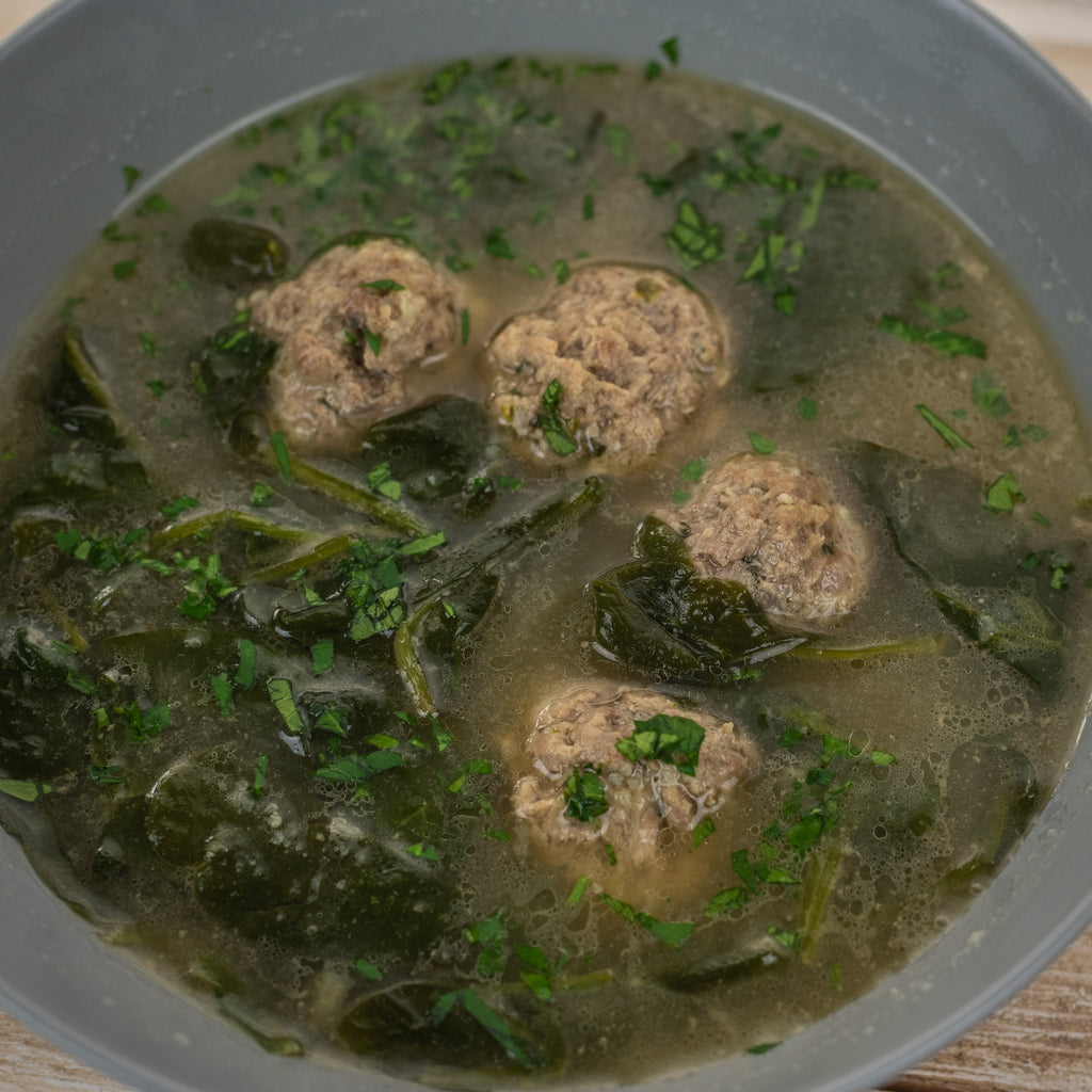 aip italian wedding soup
