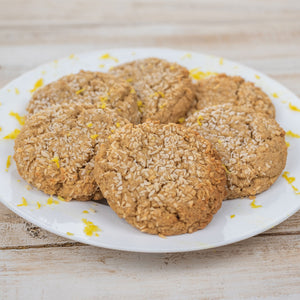 aip paleo lemon cookies