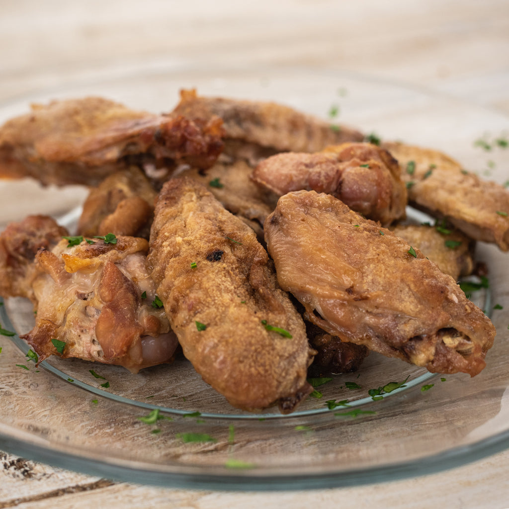 Chicken Wings Plate