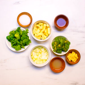 paleo salsa verde ingredients