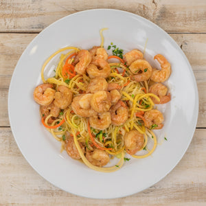 Shrimp Pad Thai Bowl