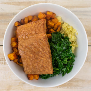 paleo aip Smoked Salmon Breakfast Bowl