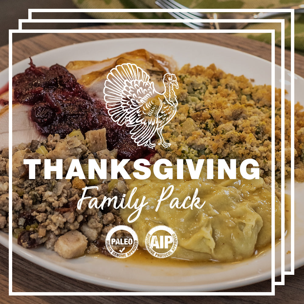 aip paleo thanksgiving family pack