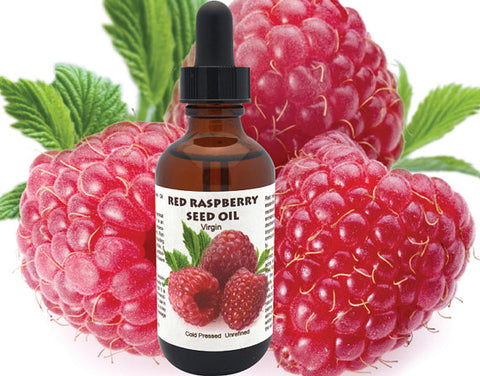 Virgin Red Raspberry Seed Oil