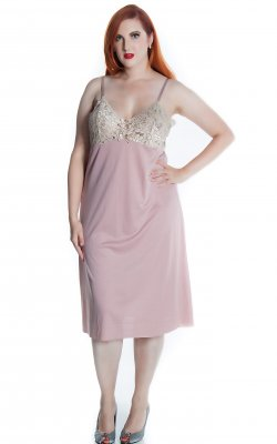 Stretch Knit Ballet Gown