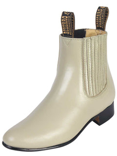 ANKLE BOOT EL BESSERRO BR 2213 LEATHER BONE