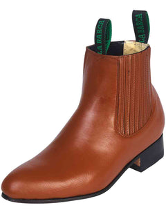 ANKLE BOOT LA BARCA LB 500 TRADICIONAL LEATHER BROWN