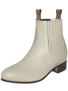 ANKLE BOOT EL CANELO 1 DEER SKIN GRAY