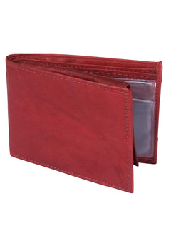 WALLET EL GENERAL CA-001 LEATHER BROWN