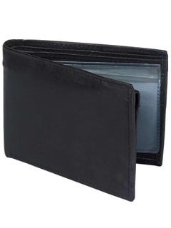 WALLET EL GENERAL CA-001 LEATHER BLACK