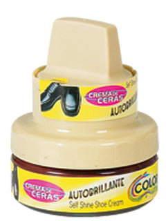 LEATHER CLEANING SUPPLIES COLOR LATINO 17543 CREAM BROWN