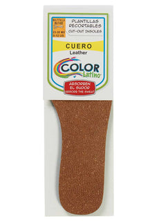 LEATHER CLEANING SUPPLIES COLOR LATINO PU2451 BLENDED LEATHER INSOLE