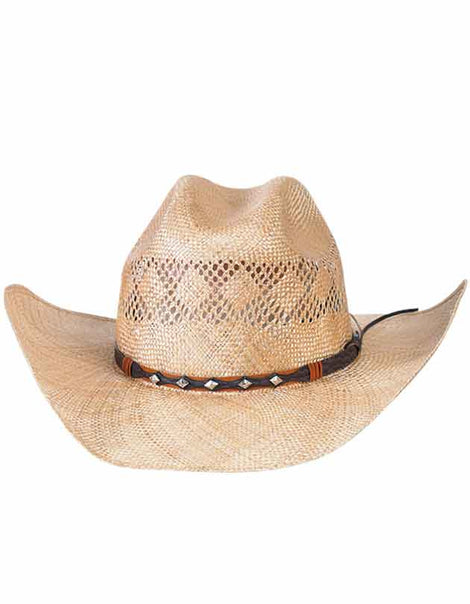COWBOY HAT EL GENERAL 001-TORO SISOL NATURAL