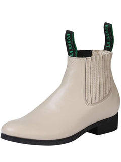 ANKLE BOOT LA BARCA 604 LEATHER BONE