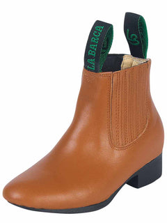 ANKLE BOOT LA BARCA LB-603 LEATHER HONEY