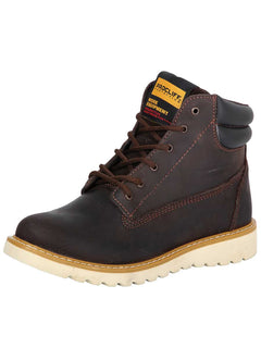 ANKLE BOOT PROCLIFF PROTECTION 0300 CRAZY CUERO VACUNO BROWN