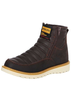 ANKLE BOOT PROCLIFF PROTECTION 0301 CRAZY CUERO VACUNO BROWN