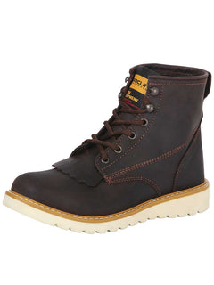 ANKLE BOOT PROCLIFF PROTECTION 0303 CRAZY CUERO VACUNO BROWN