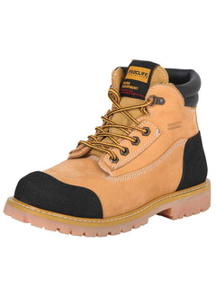 ANKLE BOOT PROCLIFF PROTECTION 1045 NOBUCK CUERO HONEY