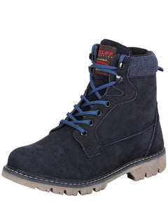 ANKLE BOOT PROCLIFF PROTECTION 0310 NOBUCK CUERO NAVY BLUE