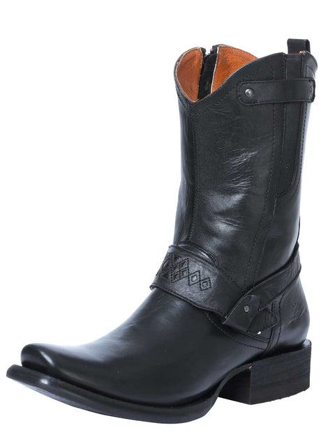 ANKLE BOOT RIO GRANDE WILLIE LIGA BLACK