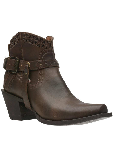 ANKLE BOOT RIO GRANDE RUTH GRECO MAPLE