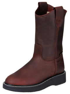 WORK BOOT ESTABLO 553-05 CRAZY BROWN