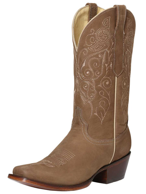 SQUARE TOE BOOT EDICION LIMITADA EL GENERAL SR-DR-12+05150KLTLI-5850 CRAZY HORSE LEATHER CHES