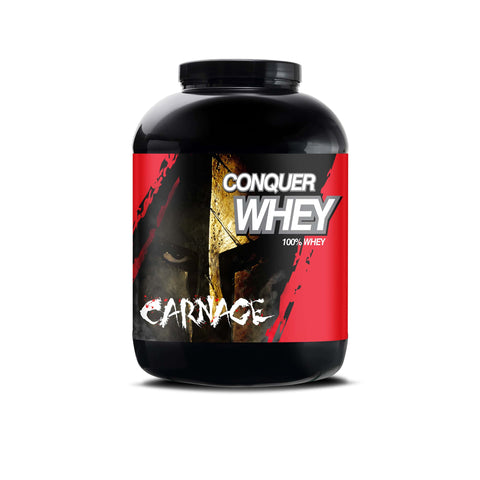 CARNAGE CONQUER WHEY - Carnage | Energize Health
