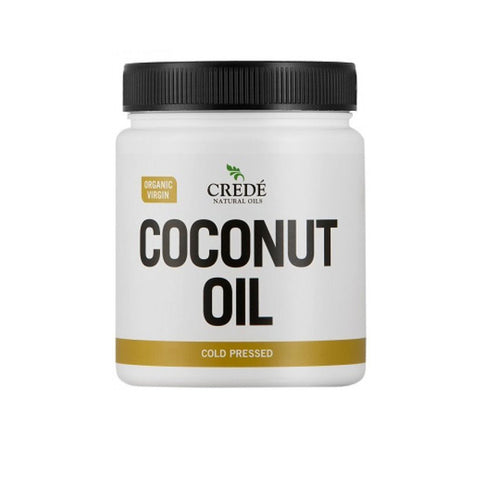 Crede Organic Virgin Coconut Oil Cold Pressed