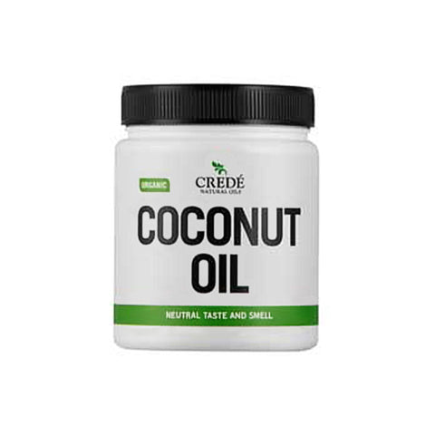 Crede Organic Coconut Oil  Organic Neutral