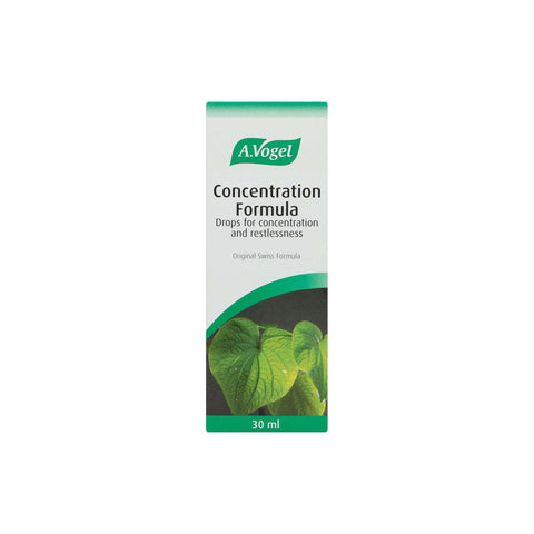 A VOGEL CONCENTRATION FORMULA - A Vogel | Energize Health
