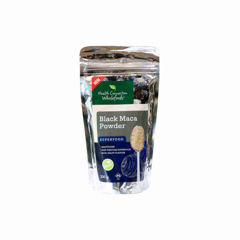 Health Connection Organic Black Maca Powder
